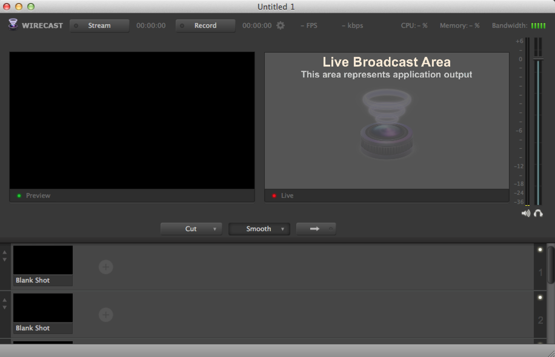 Wowza and Wirecast – Software Encoder | Technically Church